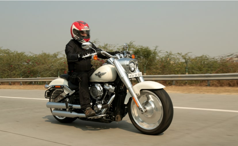 2018 Harley-Davidson Fat Boy Review - NDTV CarAndBike