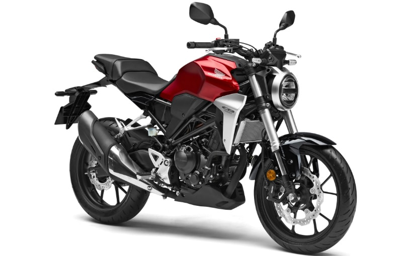 The 2018 Honda CB300R Will Go On Sale In Thailand From February