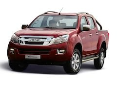 2018 Isuzu D-Max V-Cross Launched In India; Priced From Rs. 14.26 lakh
