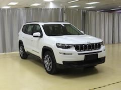 2018 Jeep Grand Commander SUV Leaked In Images In China