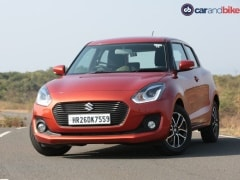 New Maruti Suzuki Swift Bags Over 60,000 Bookings So Far