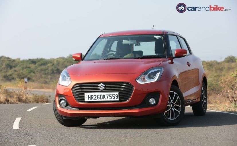 2018 Maruti Suzuki Swift Review - NDTV CarAndBike