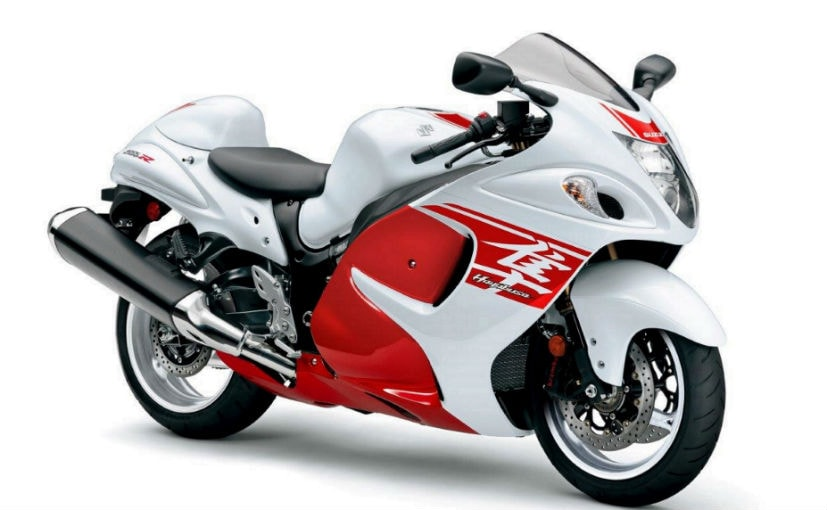 Suzuki Hayabusa 2018 edition launched in India at 13.87 lakh