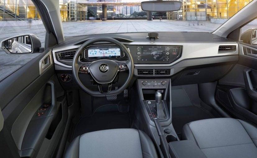 2018 volkswagen virtus dashboard