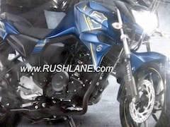 2018 Yamaha FZ-S and Fazer With Updates Leaked