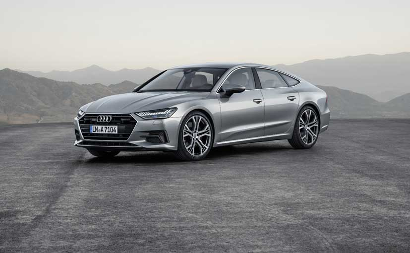 2019 Audi A7 To Make US Debut At Detroit Motor Show