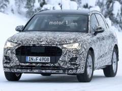 Next-Gen Audi Q3 Spotted With New Production-Ready Parts