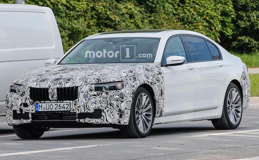 BMW 7 Series Facelift Likely To Arrive In Early 2019