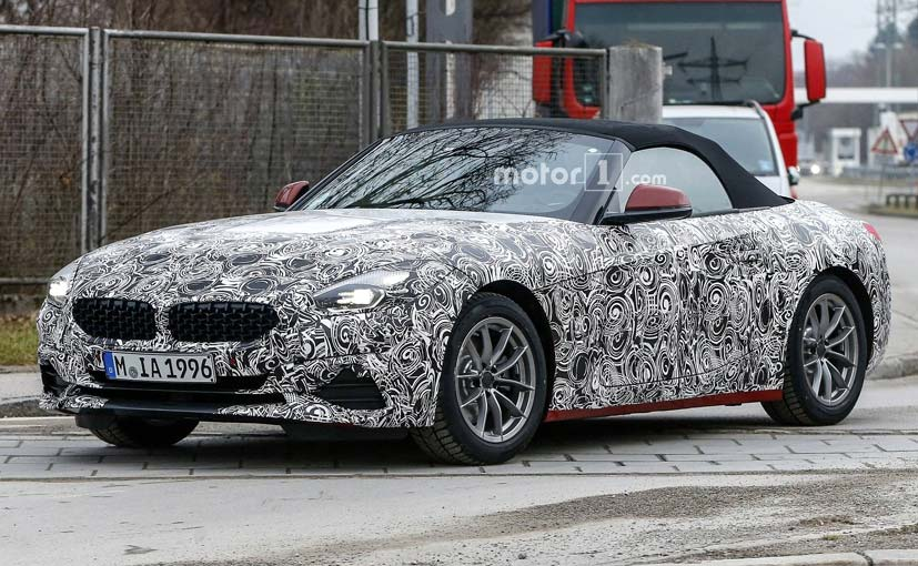 2019 Bmw Z4 Spied To Launch This Year Ndtv Carandbike