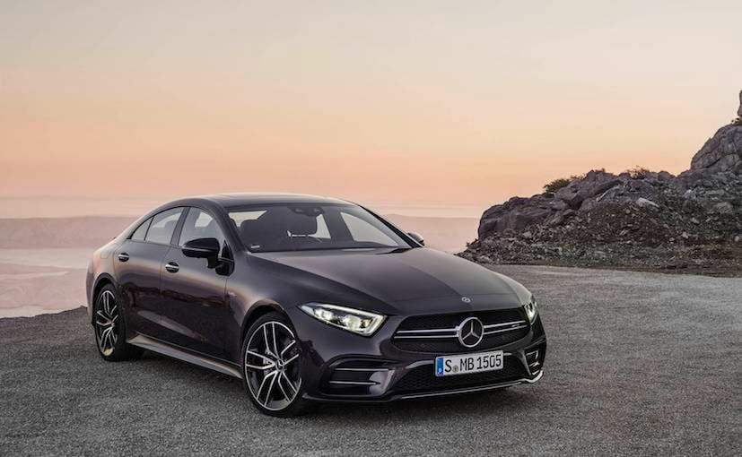2018 Detroit Auto Show: Mercedes-AMG CLS53, E53 Coupe And E53 ...