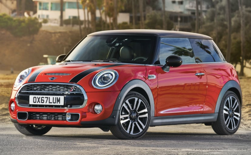 2019 mini cooper s hatchback
