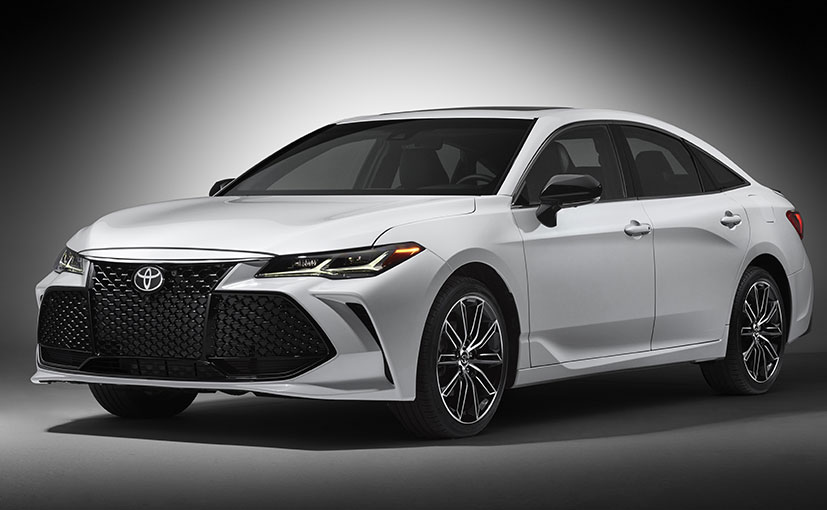 2018 Detroit Auto Show: All New Toyota Avalon Unveiled