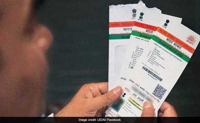Aadhaar Data Is Completely Safe, Says IT Minister Ravi Shankar Prasad