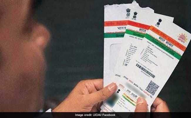 Aadhaar Body Talked About Virtual ID 7 Years Ago, Put It Off: UIDAI Chief
