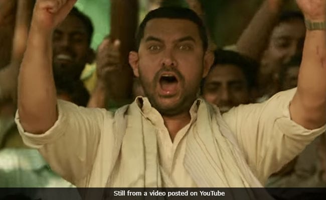 Aamir Khan's Dangal Ranked #1 On IMDb China: Report
