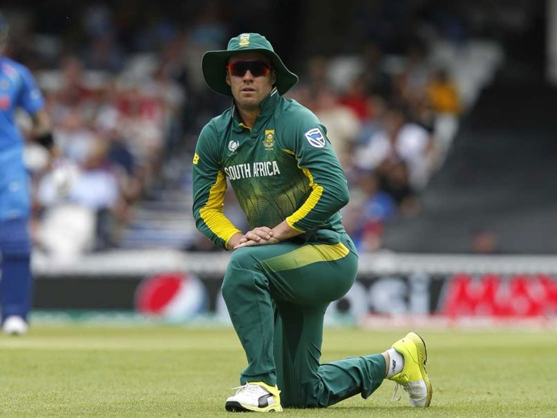 India vs South Africa: AB De Villiers Ruled Out Of First Three ODIs Due To Finger Injury