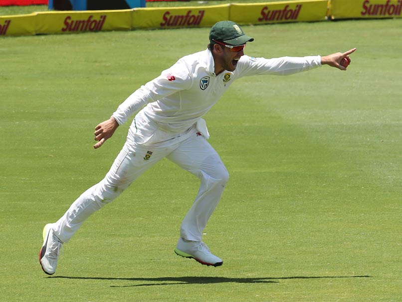 Lungi leads South Africa to series victory over India
