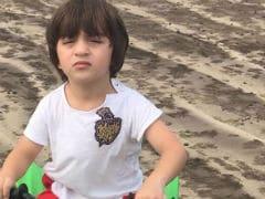 Trending: Shah Rukh Khan's Son AbRam's Pic In A Kolkata Knight Riders T-shirt, Shared By Gauri
