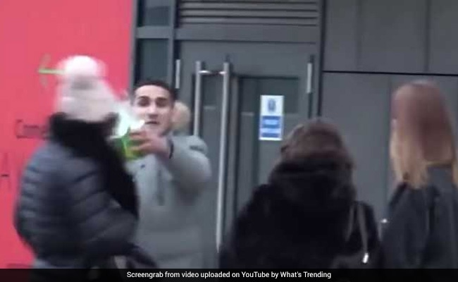 Outrage Over 'Acid Attack' YouTube Prank Video