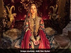"""<i>Padmaavat</i>"" Actress Aditi Rao Hydari Thanks A Bunch Of People In Instagram Post"
