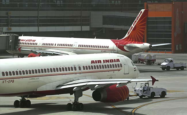 Air India Aircraft To Be Used By Home Ministry To Ferry Security Forces