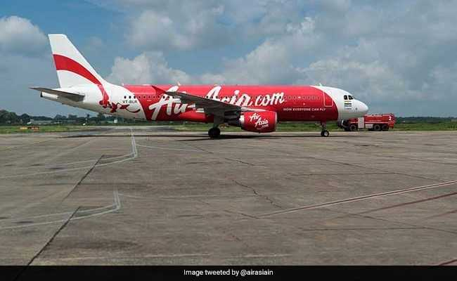 Hyderabad-Delhi AirAsia Flight Lands Safely Despite Technical Snag