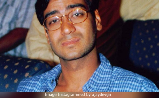 Remember Ajay Devgn's 'Specs Were Cool' Phase?