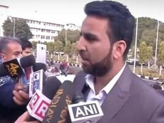 """Terrorists """"Our Brothers, Martyrs"""": PDP Lawmaker Aijaz Ahmad Mir Sparks Controversy"""