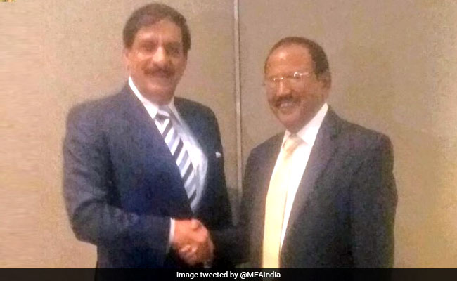 'Talks On Terror Can Go On': Government Confirms India, Pak NSAs Met