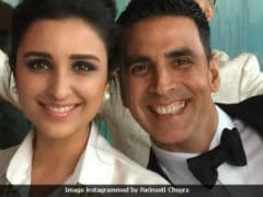 Akshay Kumar's <i>Kesari</i> Co-Star Is Parineeti Chopra. She's 'Excited'