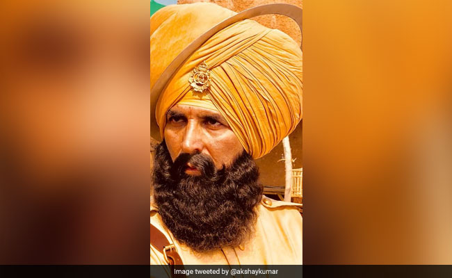 Akshay Kumar Begins Kesari With Intriguing First Look