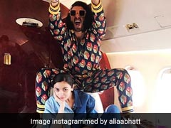 <i>Gully Boy</i> Begins. Alia Bhatt And Ranveer Singh Post Updates