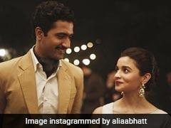 Alia Bhatt And Vicky Kaushal In A New Pic From <i>Raazi</i>. Seen Yet?