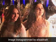Alia Bhatt's Pics From Her Best Friend's <i>Shaadi</i> Are Winning The Internet