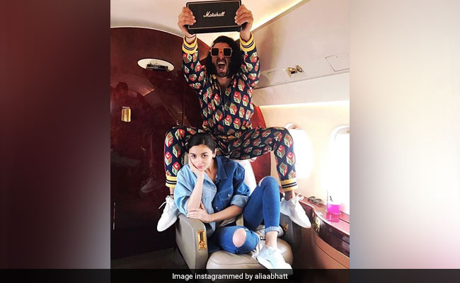 Gully Boy Begins. Alia Bhatt And Ranveer Singh Post Updates