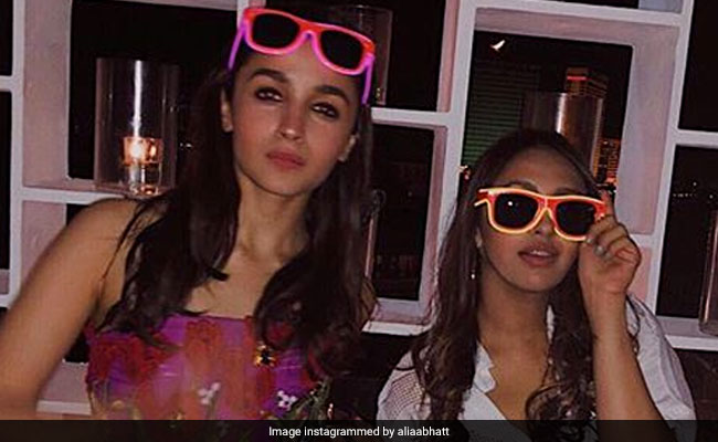 Alia Bhatt's Pictures With Her BFFs Are What Friendship Goals Are Made Of