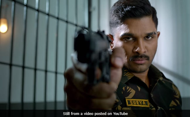 Naa Peru Surya Naa illu India Teaser: Allu Arjun, Why So Angry?