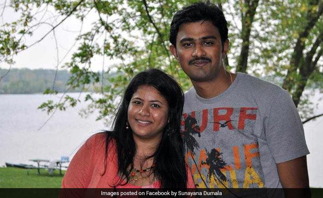 अमेरिका में मारे गए भारतीय इंजीनियर की पत्नी ट्रंप के यूनियन ऐड्रेस में बनीं मेहमान