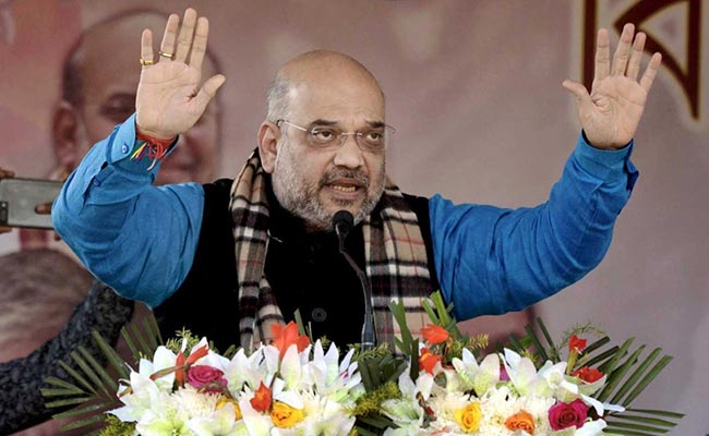 Many Tripura ministers corrupt, will be sent to jail: Shah