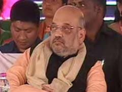 "Siddaramaiah Government ""Anti-Hindu"", Says Amit Shah In Karnataka Rally"