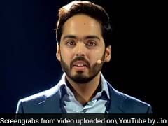 Anant Ambani Trends On Twitter For His Speech. Gets Support And Hate