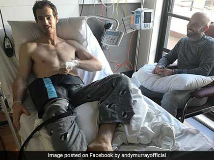 Andy Murray Announces Hip Surgery, Eyes Grasscourt Season