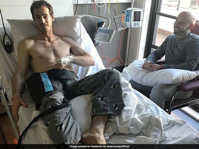 Andy Murray Announces Hip Surgery, Eyes Grasscourt Season