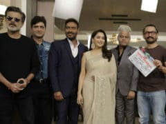When Madhuri Dixit, Aamir Khan And Anil Kapoor Unite, It's <I>Total Dhamaal</i>