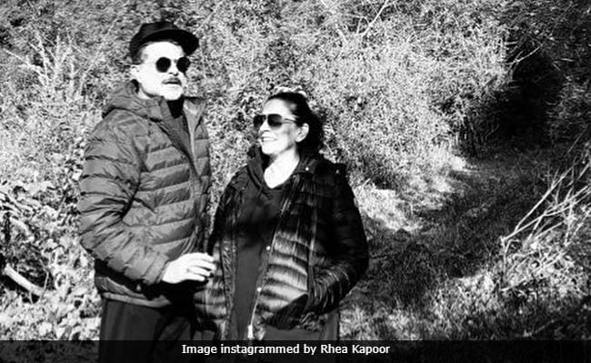 The Only Thing Better Than This Pic Of Anil And Sunita Kapoor Is Their Daughter's Caption