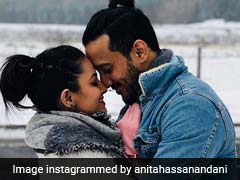 Anita Hassanandani And Rohit Reddy Are Loved Up In London. See Vacation Pics
