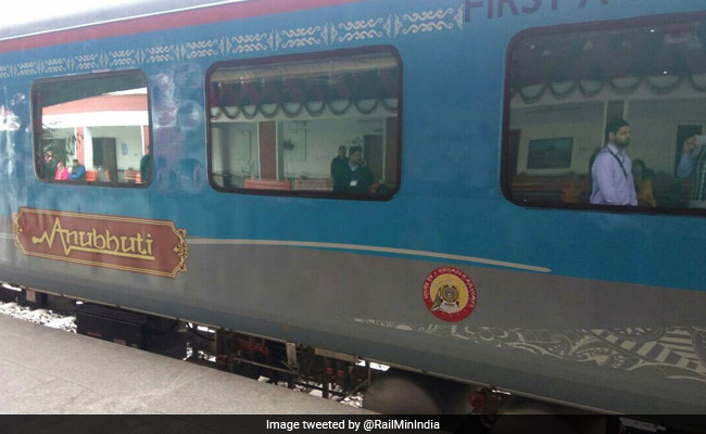 Railways Introduces Anubhuti Coaches On Chennai-Mysuru Shatabdi Trains. Details Here