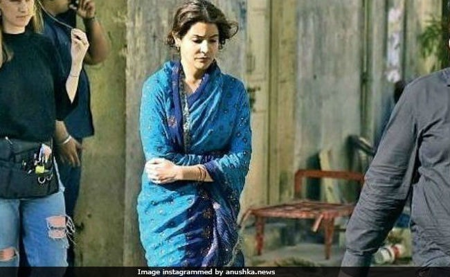 After Anushka Sharma's Official Sui Dhaaga Pic, An Unofficial One