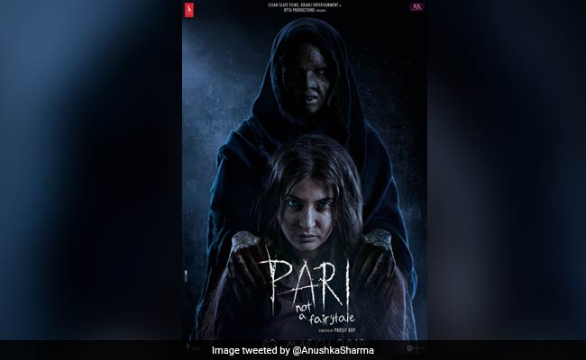 If Anushka Sharma's Pari's Teaser Didn't Scare You, The New Poster Will