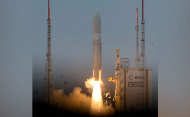 Ariane 5 Satellites In Orbit Despite Earlier 'Lost Contact'